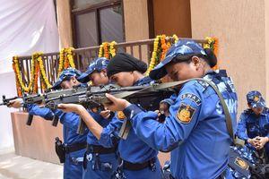 Ấn Độ ra mắt đội nữ đặc nhiệm đầu tiên