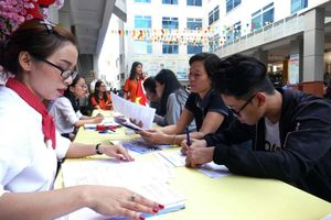 Nhiều trường ĐH tiếp tục xét tuyển bổ sung