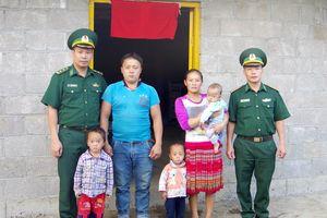 Hỗ trợ xây dựng nhà ở cho đồng bào nghèo nơi biên giới