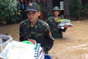 Nghệ An: Mưa lũ làm 3 người chết và mất tích