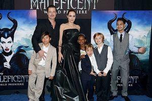Hé lộ số tiền 'khủng' Angelina Jolie và Brad Pitt chi cho 6 con