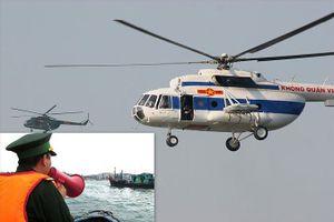 Quân đội sẵn sàng ứng trực cứu hộ, cứu nạn bão Bebinca