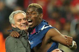 M.U tiết lộ sự thật về quan hệ 'bất hòa' giữa Mourinho và Pogba