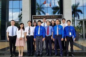 Đại biểu Đoàn TNCS Trung Quốc thăm Đà Nẵng
