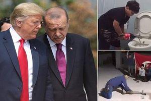 Người dân Thổ Nhĩ Kỳ đập nát iPhone, tẩy chay hàng hóa Mỹ
