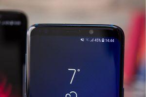 Samsung đăng kí bản quyền về lớp tráng phủ giúp màn hình tự liền