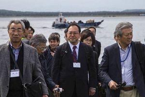 Phái đoàn Nhật Bản thăm quần đảo Nam Kuril tranh chấp với Nga