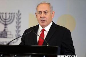 Thủ tướng Israel Benjamin Netanyahu bị thẩm vấn tại nhà riêng