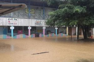 Bão Bebinca đổ bộ, Thái Lan sơ tán người dân ở 11 ngôi làng