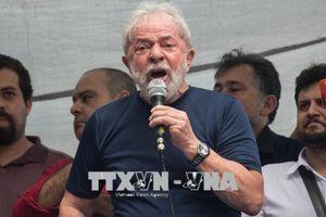 Ủy ban Nhân quyền LHQ: Ông Lula da Silva đủ tư cách tranh cử tổng thống Brazil