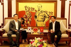 Việt Nam - Hàn Quốc thúc đẩy hợp tác đầu tư PPP giao thông