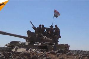 IS kêu gọi ngừng bắn đầu hàng, quân đội Syria trút mưa đạn pháo và tên lửa