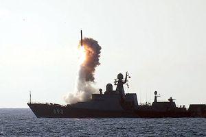 Nga điều chiến hạm mang 'sát thủ' Kalibr tới Syria