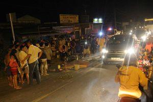 TP.HCM: Điều tra nguyên nhân tài xế xe tải tông chết người rồi bỏ chạy