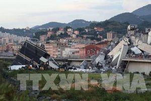 Cơ sở hạ tầng cũ kỹ của Italy đang đối mặt với nhiều vấn đề
