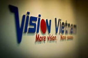 Vision Việt Nam tự nguyện chấm dứt bán hàng đa cấp