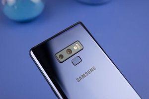 Samsung Galaxy Note 9 lộ điểm yếu ngay sau khi ra mắt