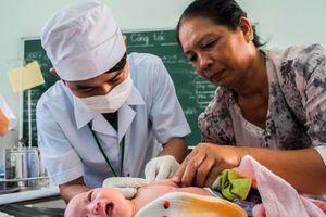 Tháng 9 sẽ triển khai vaccine bại liệt dạng tiêm cho trẻ trên 5 tháng tuổi