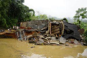 Lào Cai: Bốn tại chỗ trong phòng chống thiên tai