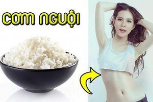 Cách ăn cơm nguội giúp giảm cân và đảm bảo an toàn sức khỏe