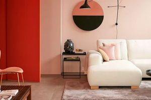 10 màu sơn nhà đẹp được ưa chuộng nhất 6 tháng đầu 2018