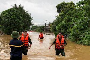 Nhiều bản làng MiềnTây Nghệ An bị cô lập, chia cắt do ảnh hưởng bão số 4