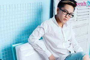 Hotface cộng đồng LGBT - Tô Trần Di Bảo khiến fan 'đổ gục' với bản cover 'Way Back Home' cực hay