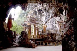 Tháng cô hồn: Ghé thăm chùa Địch Lộng - Ninh Bình để đón may mắn, bình an