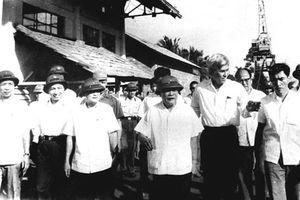 Đồng chí Tôn Đức Thắng: Người cộng sản mẫu mực, chân chính