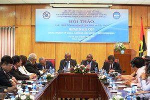 Tăng cường giao lưu nhân dân giữa Việt Nam và Cộng đồng phát triển miền Nam châu Phi