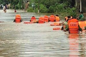 4 người chết và mất tích, nhiều bản làng ở miền Tây Nghệ An bị cô lập