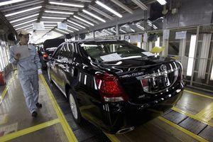 Toyota muốn tăng doanh số ô tô tại Trung Quốc