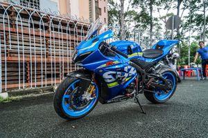 Ngắm Suzuki GSX-R1000 'độ khủng' tại Sài Gòn