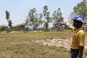 Bắt 3 cán bộ xã để điều tra sai phạm ở dự án hồ thủy lợi 3.000 tỷ