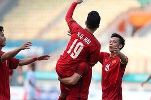 Điểm mặt những cầu thủ đã ghi bàn cho Olympic Việt Nam tại ASIAD 18