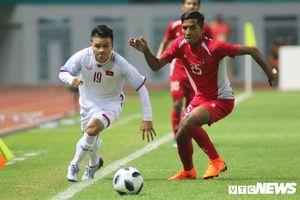 BLV Quang Huy: Những tính toán của Olympic Việt Nam không trọn vẹn