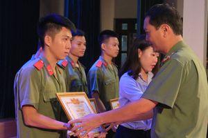 Học viện An ninh nhân dân vinh danh đoàn viên xuất sắc
