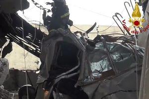 Vụ sập cầu ít nhất 39 nạn nhân tử vong: Người sống sót treo lơ lửng giữa dầm thép