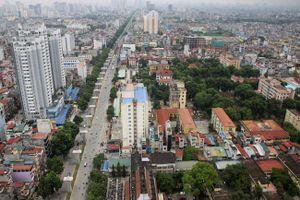 Hà Nội: Mưa nhiều giúp chất lượng không khí trong khu dân cư tốt nhất từ đầu tháng