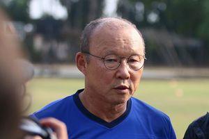 HLV Park Hang-seo: 'Olympic Việt Nam sẽ chơi hết mình trước Nhật Bản'