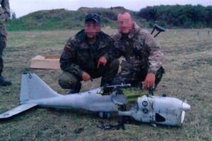 Ukraine khoe bắn rụng UAV Nga tại Donbass