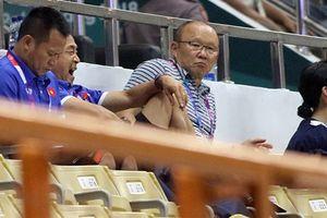 Thầy Hàn không xem trận Malaysia - Hàn Quốc: Chủ quan?