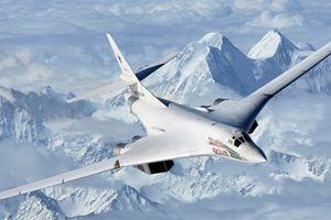 Nga điều 'thiên nga trắng' Tu-160 tập trận sát Mỹ