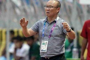 HLV Park Hang-seo nói gì về đối thủ Olympic Nhật Bản?