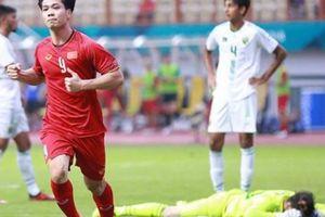 ASIAD 18: Bao nhiêu đối thủ có khả năng gặp Olympic Việt Nam ở vòng 1/8?