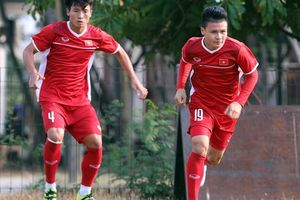 Olympic Việt Nam dùng dự bị đấu với Nhật?