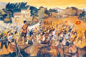 Những cuộc khởi nghĩa hào hùng trước Cách mạng tháng 8 1945