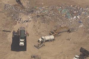 Kinh hoàng cô gái Mỹ bị chặt xác, vứt vào thùng rác