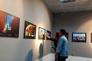 Cảm hứng tươi mới của người trẻ tại triển lãm ảnh GO SEE DO DA NANG