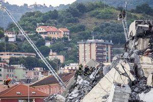 'Hàng nghìn cây cầu khác ở Ý có thể sập bất cứ khi nào'